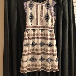 LOFT printed dress (CLOSET SALE)